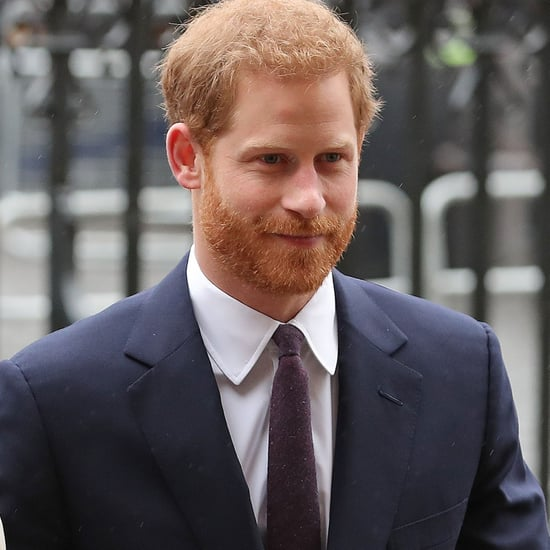 Prince Harry's Reaction to Liam Payne's Performance 2018