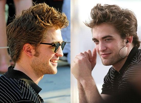 Robert Pattinson at Cannes Film Festival