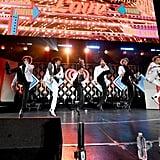 BTS Performed at KIIS FM's Jingle Ball