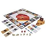 Lion King Monopoly Board — Open View