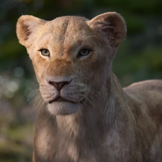 Beyoncé Knowles as Nala in The Lion King Reboot Video