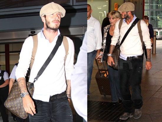 Photos of Beckham