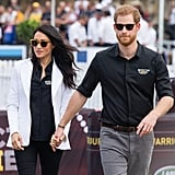 Prince Harry Practicing Invictus Speech For Meghan Markle