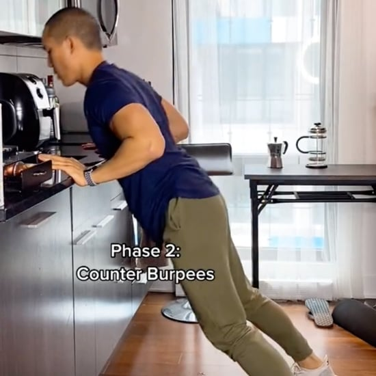 How to Learn a Burpee at Home For Beginners: Justin Agustin