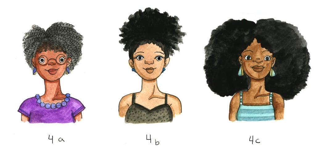 Type 4: Coily Hair