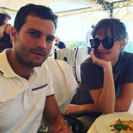 Fifty Shades Freed Instagram Pictures