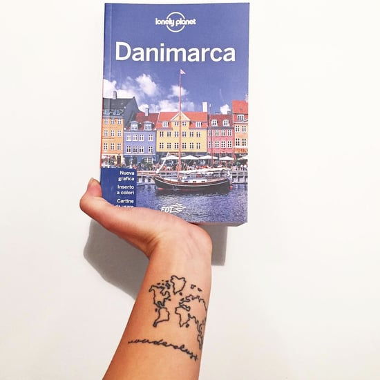 Map Tattoos