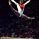 Dominique Dawes at the 1996 Olympics