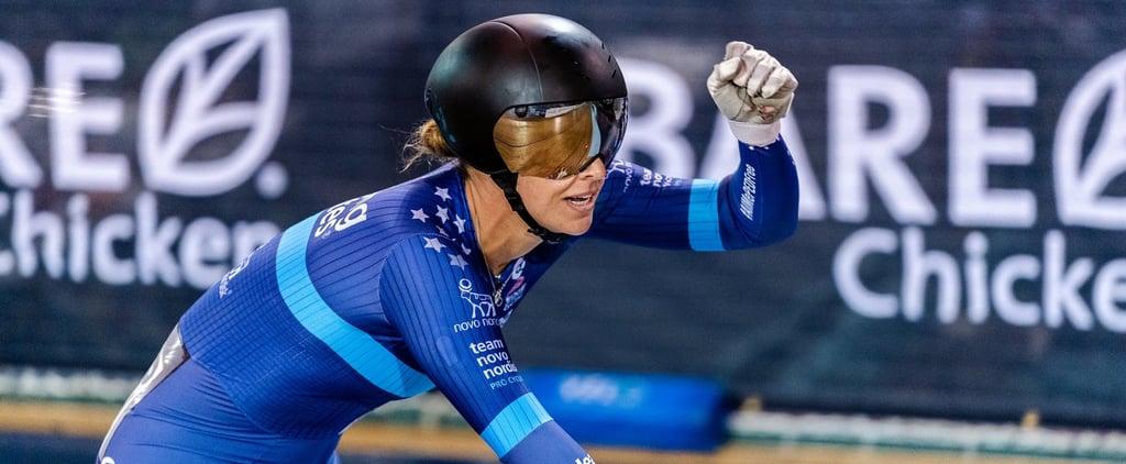 Mandy Marquardt: Olympic Hopeful Cyclist With Diabetes