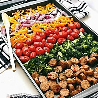 Healthy Sheet Pan Meal Ideas