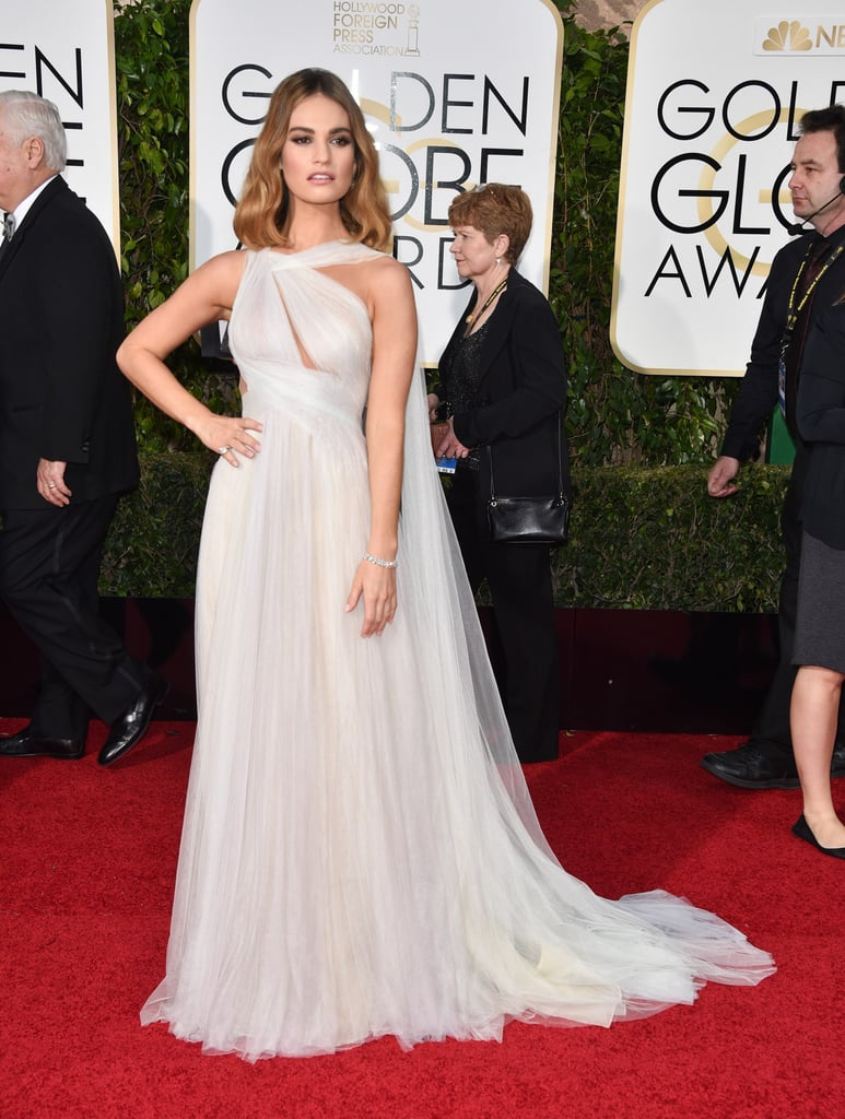 She Nails a Red Carpet Moment