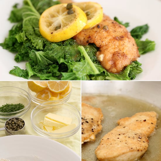 Gwyneth Paltrow's Chicken Piccata Recipe