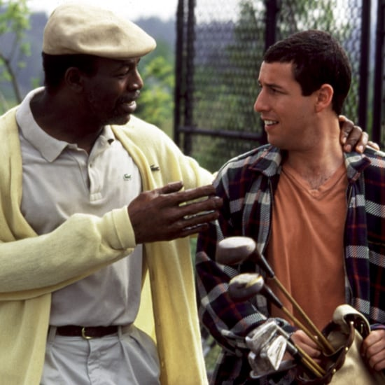 Is Chubbs From Happy Gilmore in Murder Mystery on Netflix?