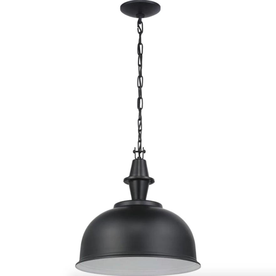 Progress Lighting Impress Industrial Dome Pendant Light