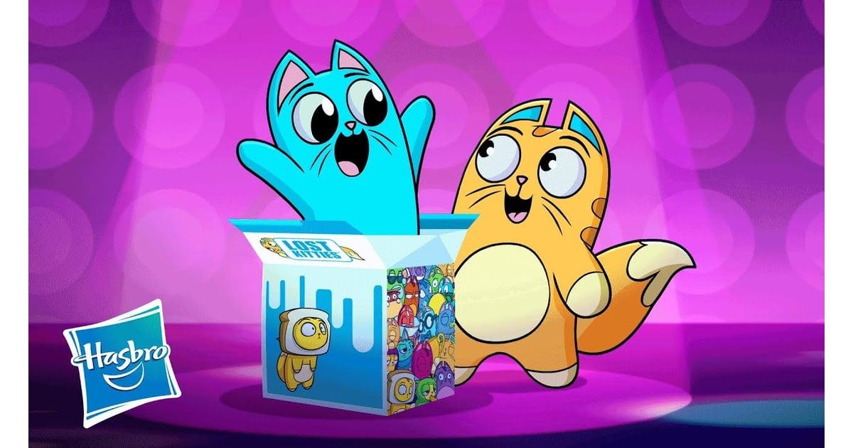 Hasbro Lost Kitties Blind Cartons Popsugar Moms Photo 6