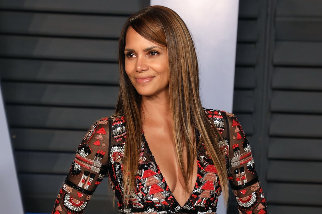 Halle Berry Shared an Insanely Hard 5-Move Ab Workout, So Naturally, We're Going to Try It