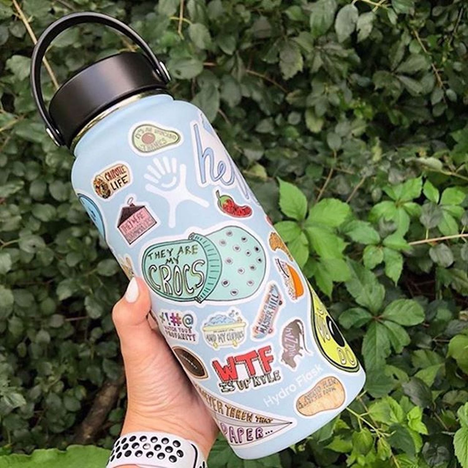 10 Cool Ways to Decorate Your Hydro Flask | POPSUGAR Smart ...