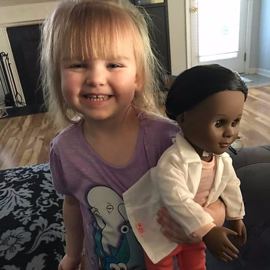Girl Picks Out a Doll That Doesn't Look Like Her