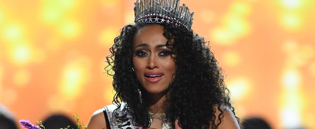 """Miss USA on Her Curly Hair: """"I Decided to Embrace What Makes Me Feel Comfortable"""""""