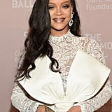 Rihanna at the 2018 Diamond Ball