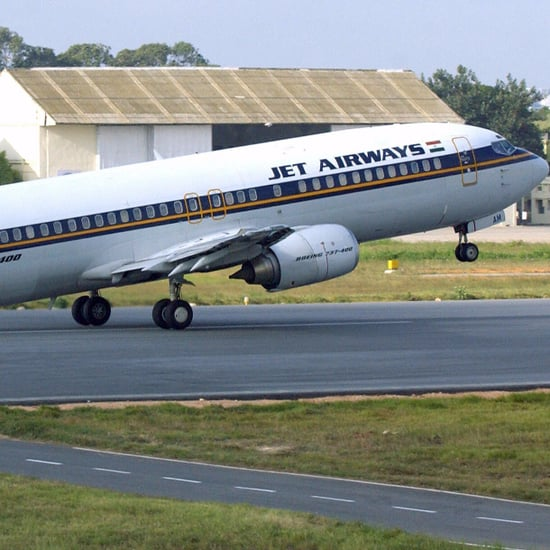 Baby Born on Jet Airways Flight Gets Flights For Life
