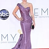 Fashion Police host Kelly Osbourne shared her style commentary on the red carpet.