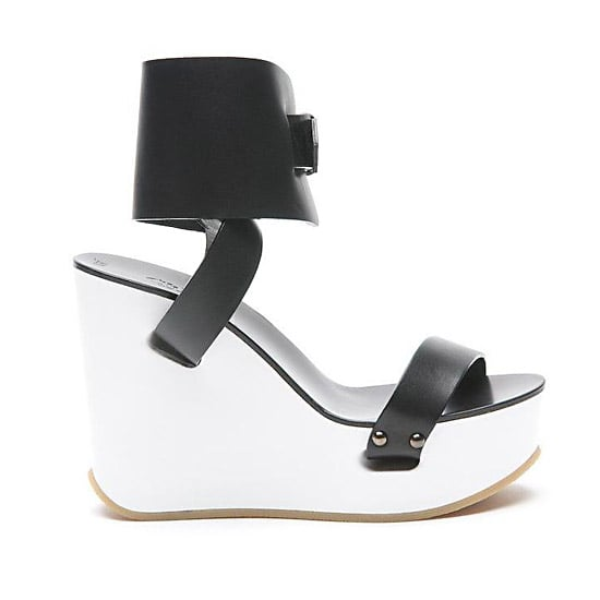 Chloe Colorblock Platform Wedge, $645