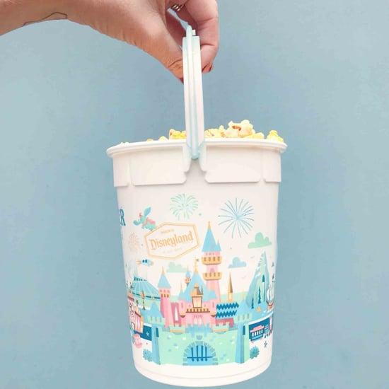 Disneyland Annual Passholder Popcorn Bucket