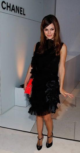 Fab Flash: Rachel Bilson, the Budding Fashionphile