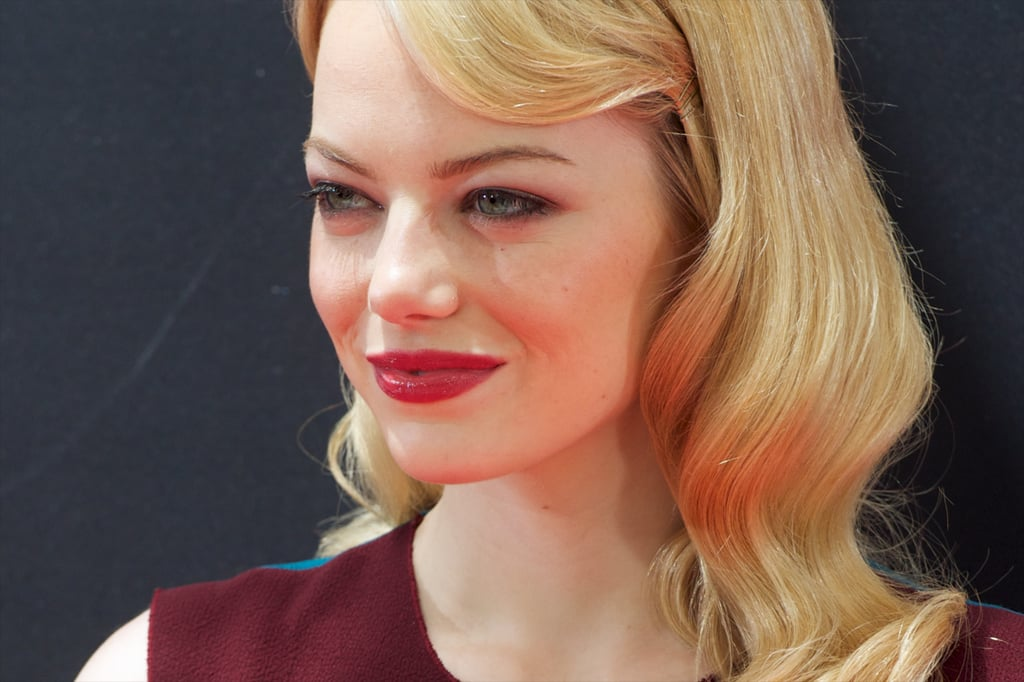 Andrew Garfield and Emma Stone Pictures in Madrid