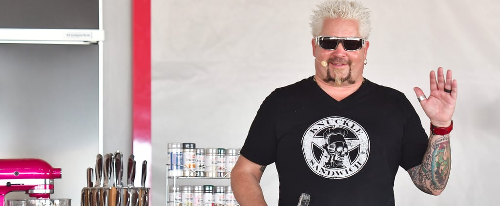"""Guy Fieri's """"Big Project"""" Will Make Any Triple D Fan Majorly Excited"""
