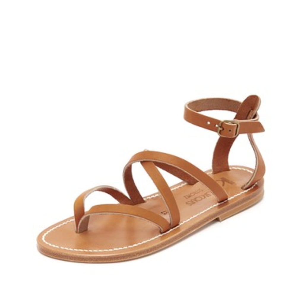 The Exact Sandals Angelina Wore