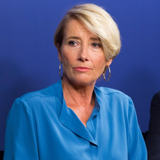 Emma Thompson Talks About Harvey Weinstein