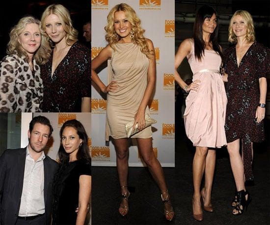 Gwyneth, Helena, Petra and Stephen Can-Do