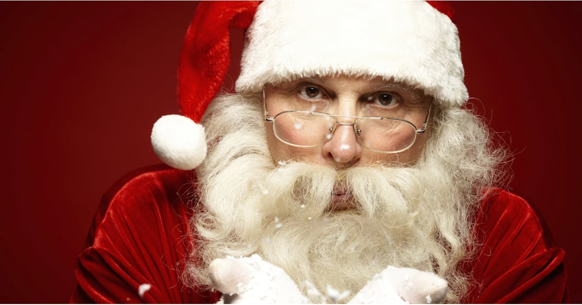 Telling Kids the Truth About Santa | POPSUGAR Family