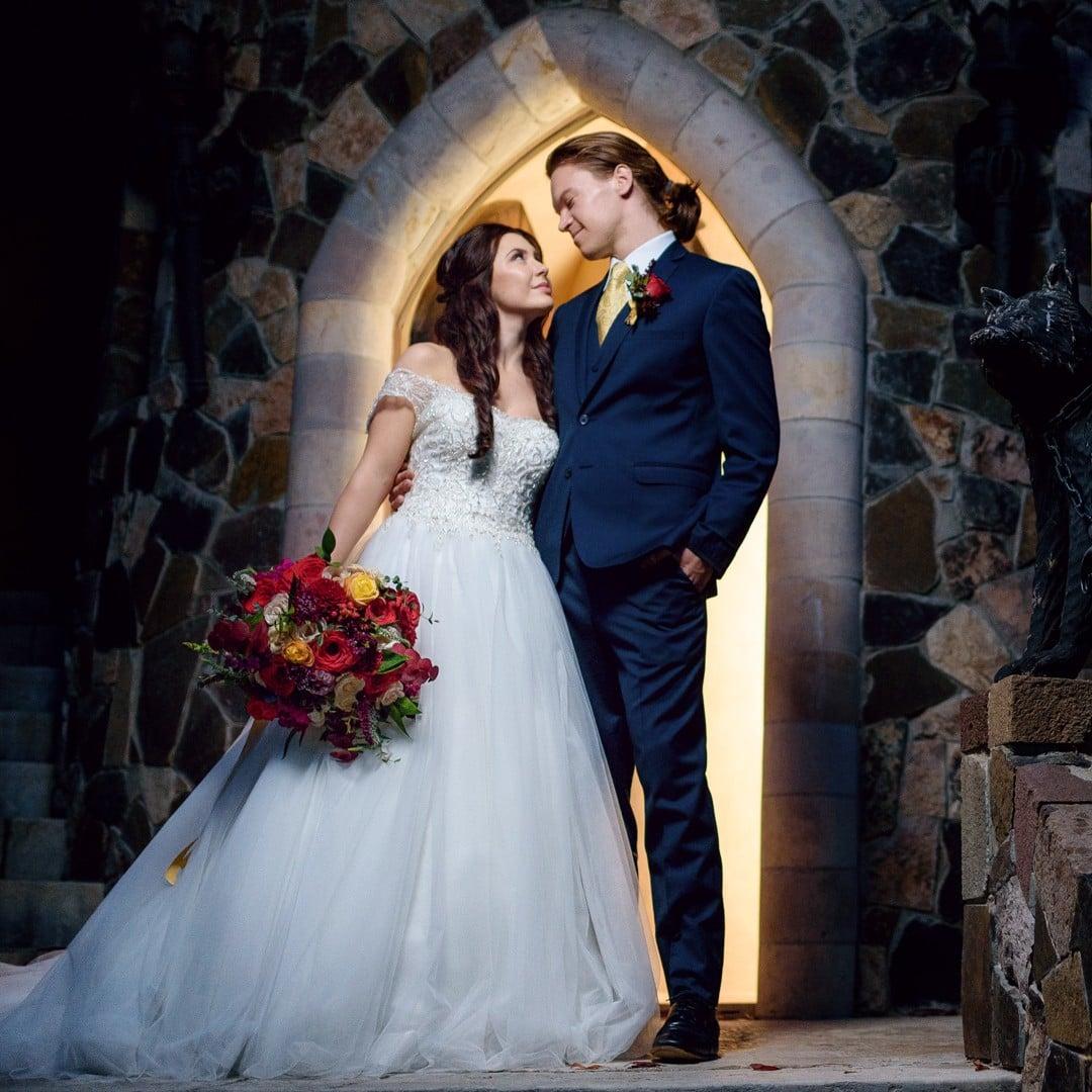 Beauty and the Beast Wedding Ideas  POPSUGAR Love & Sex