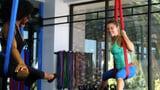 Aerial Hammock Yoga | Video