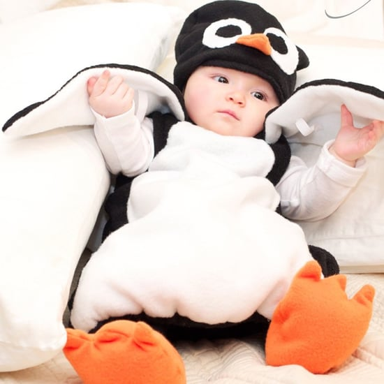 Warm Halloween Costumes For Babies