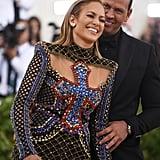 Pictured: Jennifer Lopez and Alex Rodriguez