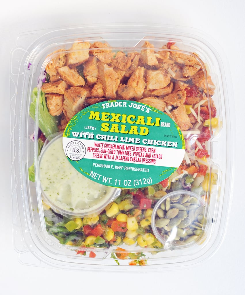 Trader Joe\'s Mexicali Salad With Chili Lime Chicken ($4) | The ...