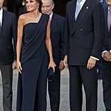 Letizia in Pedro del Hierro, September 2018