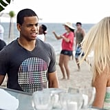 Tristan Wilds as Dixon on 90210.  Photo courtesy of The CW