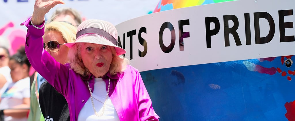 Remember Gay Rights Activist Edith Windsor by Reliving Her Historic Supreme Court Speech