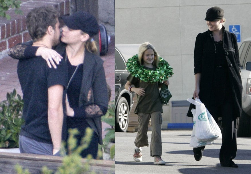 Ryan Phillippe and Abbie Cornish Get Cozy