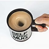 A Mug That Stirs Your Drink All by Itself