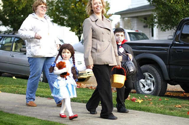 How to Welcome Trick-or-Treaters to Your Door