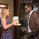 Eleanor and Chidi From The Good Place