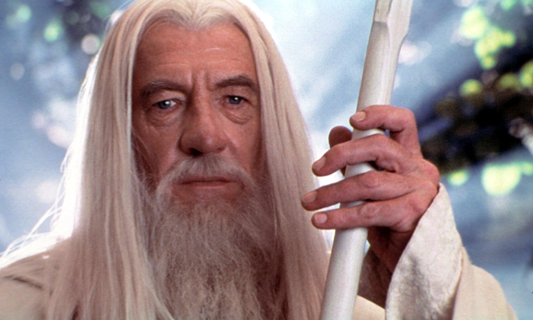 Sir Ian McKellen Wants to Play Gandalf Again in LotR TV Series