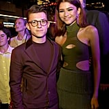 Zendaya's Green Dress at the Spider-Man Afterparty