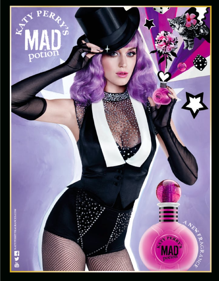Katy Perry Beauty Interview